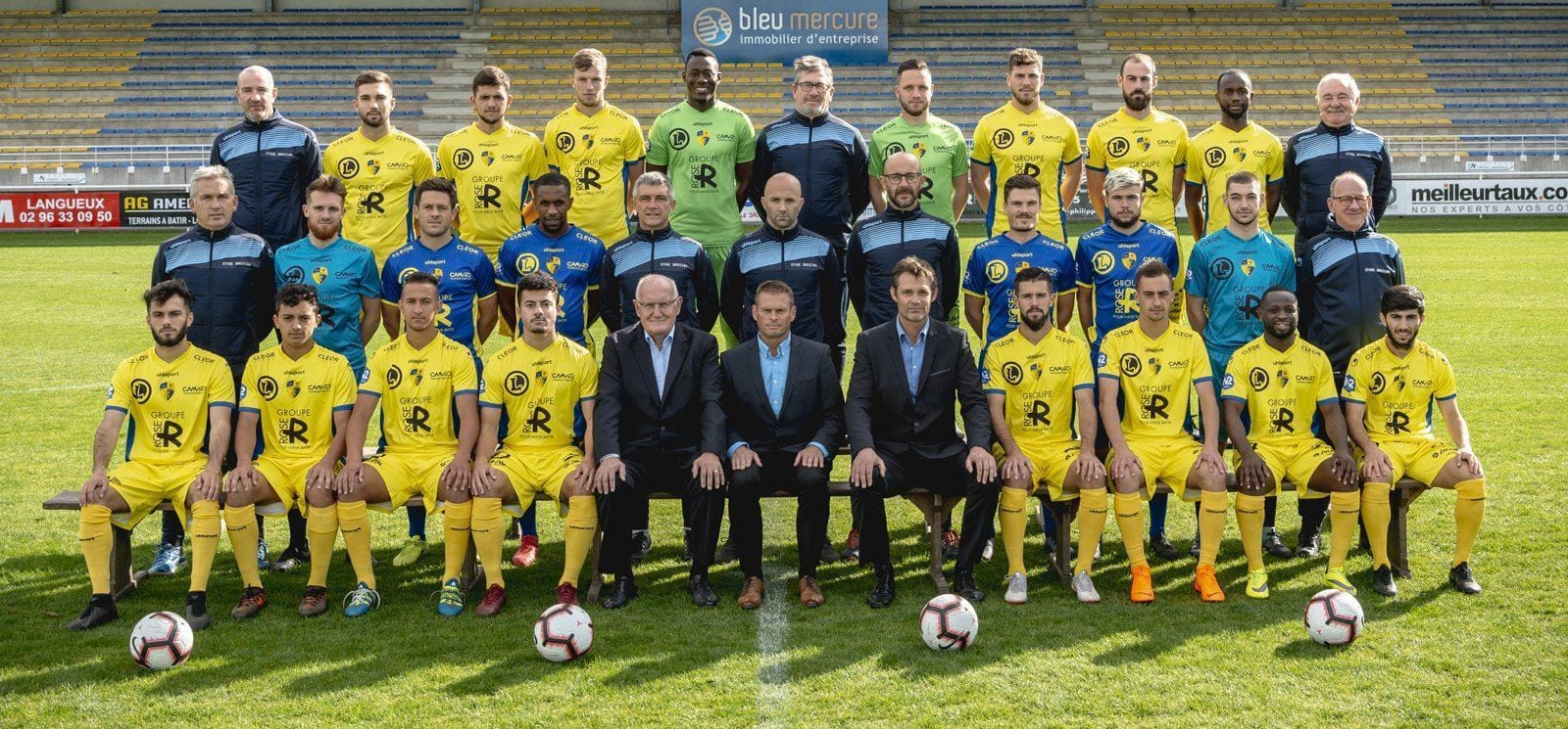 Les Equipes National 2 Stade Briochin Site Officiel